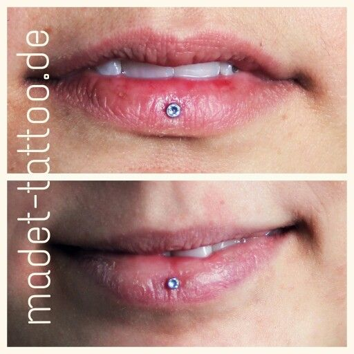 17 best images about piercings im gesicht on pinterest - Lippenpiercing ring ...