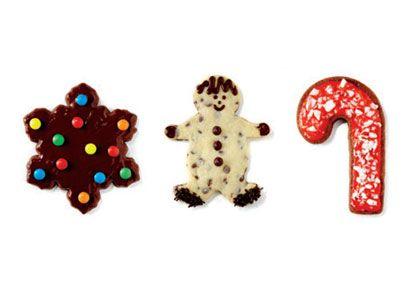 Recette Biscuits double chocolat - Coup de Pouce