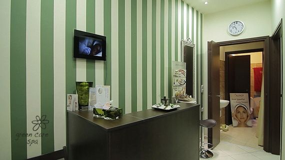 Green Care Spa To know more about us visit www.greencarespa.gr