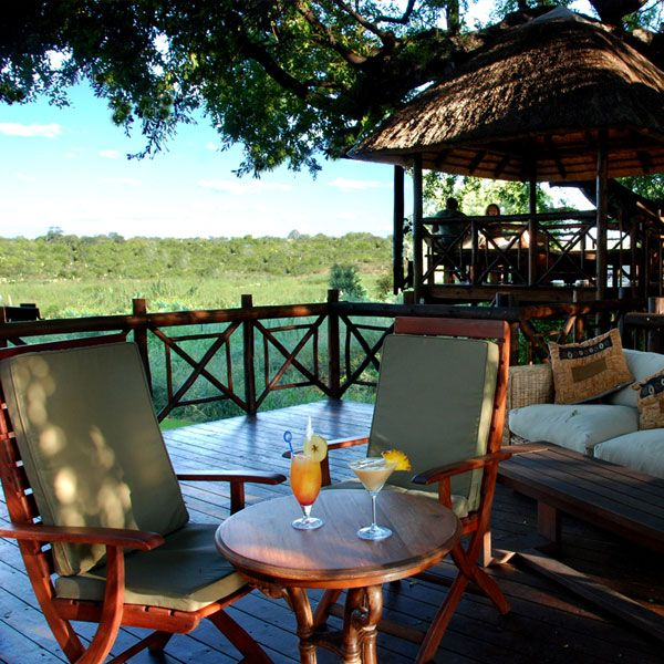 Sit back and relax at Protea Hotel Kruger Gate.
