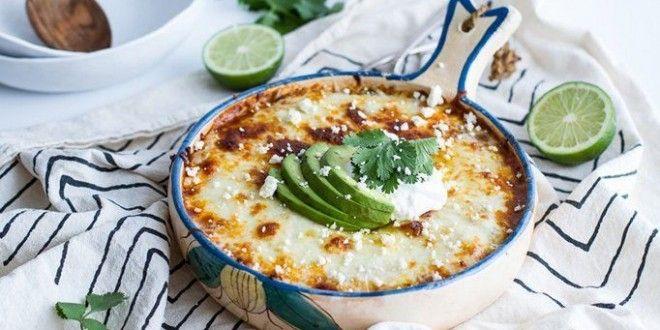 Cazuela de quinoa con pollo y vegetales