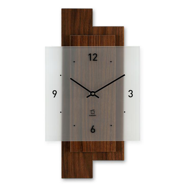 25 einzigartige wanduhr holz ideen auf pinterest uhr holz wanduhren aus holz und designer. Black Bedroom Furniture Sets. Home Design Ideas