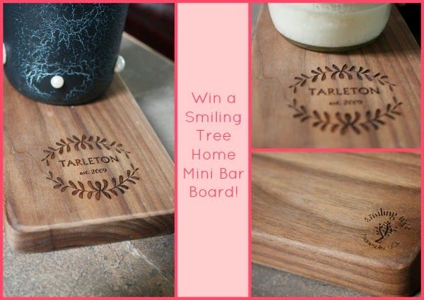 Win Board Christmas Cutting Personalized