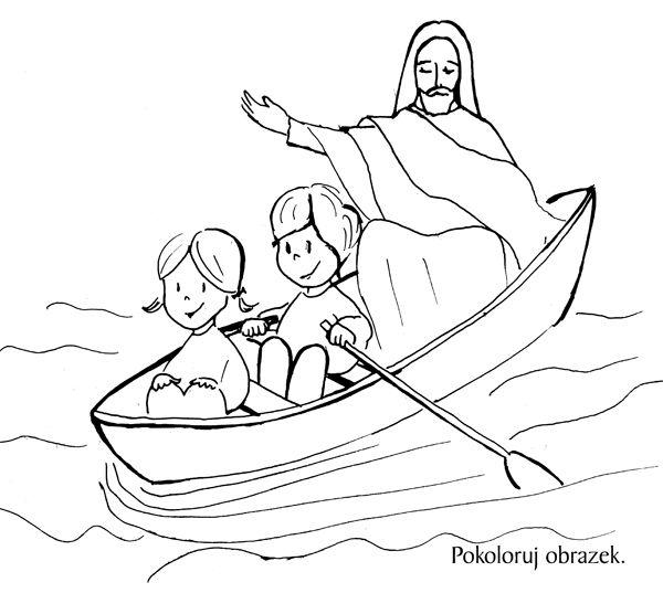Adoremus - Pan Jezus mówi: Ja uciszę burzę w twoim sercu