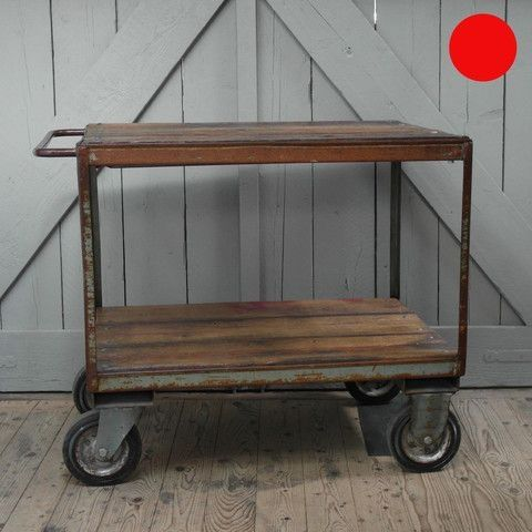 Firehouse bar table vintage industrial furniture - About Furniture On Pinterest Industrial Furniture And Box Storage