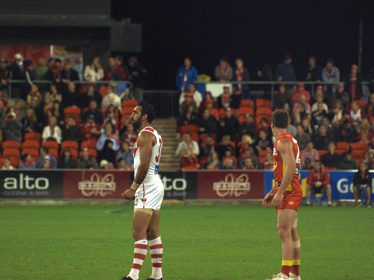 ADAM GOODES Sydney v Gold Coast 2013