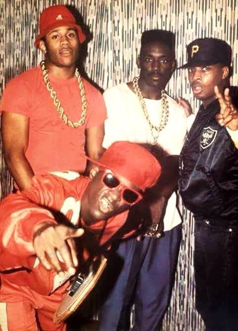 My hip hop icons