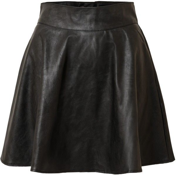 Eva Skater Skirt found on Polyvore
