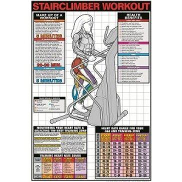 stair stepper machine workout