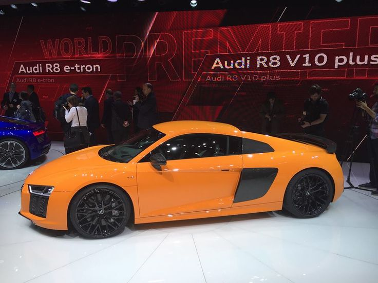 If Audi R8 is what you want to see, here you are! Audi R8 debuted at Geneva with a series of important news that make us believe that it is a completely new model, despite strong similarities with the previous generation of supercars from Ingolstadt.  Thanks to the new Audi Space Frame chassis and carbon fiber components the new R8 has lost...