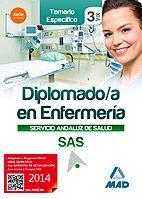 Este Manual está concebido para la adecuada preparación de las pruebas de acceso a la categoría de Enfermeros/as del Servicio Andaluz de Salud, conforme al Nuevo Temario aprobado para las OPE 2013 y 2014.
