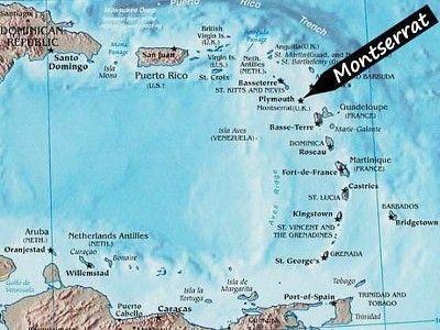 19 Best Images About Montserrat A Caribbean Island On