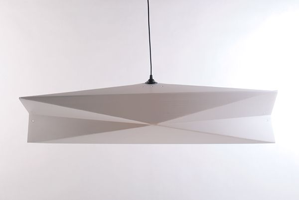 ORIGAMI LAMP 2 | Aldona Banasiuk