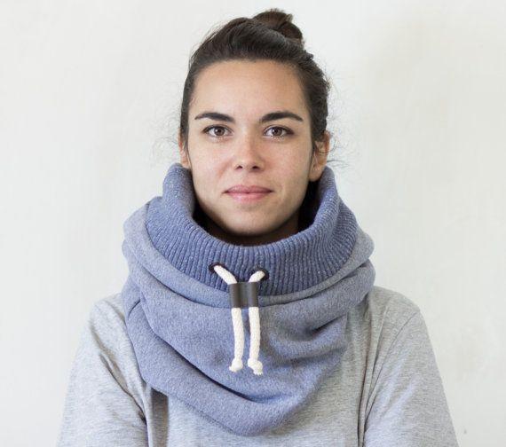 Loop sjaal winter accessoire Haarband vrouwen cowl sjaal door jaffic