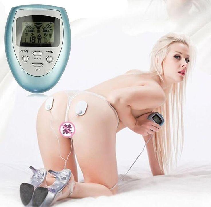 Fisioterapia tens machine body massager electronic pulse massager emagrecedor equipment #women, #men, #hats, #watches, #belts, #fashion