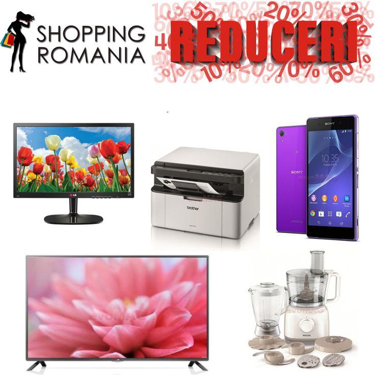 Azi te asteptam cu #reduceri URIASE la #Gadgets si #Electronice!  Chiar aici: http://www.shoppingromania.com/promotii/gadgets
