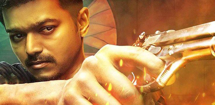 Vijay's Theri HD Photos, Images, Pics, Stills Samantha, Amy Jackson, Baby Nainika (2)