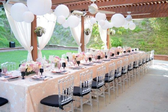 1000 images about love bridal shower ideas on pinterest for Outdoor wedding bathroom ideas