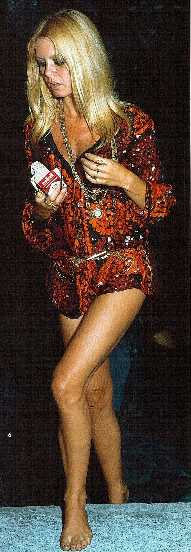 Brigitte Bardot in Saint Tropez