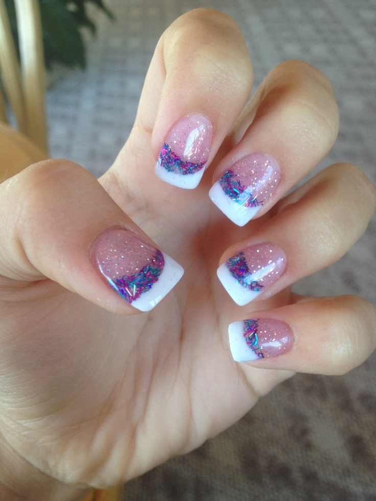 34 best images about Solar Nail Designs on Pinterest ...  |Clear Solar Nails