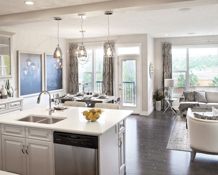 The Berkley Kitchen In Riviera U2013 Trico Homes U2013 Check Out The New Homes  Built By