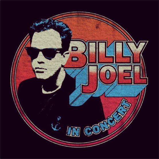 Billy Joel, In Concert by Brandon Rike. 70's style type. Starsky & Hutch or something!
