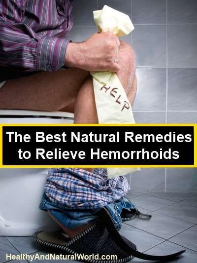 How to Relieve Hemorrhoids