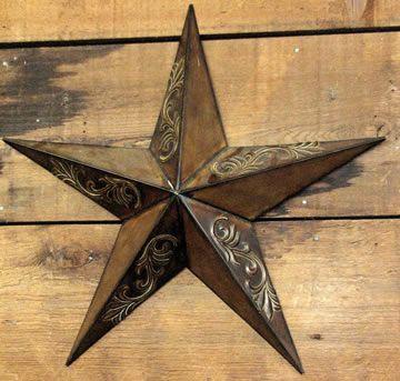 Metal Wall Star