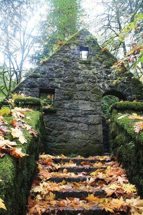 portland oregon forests stone house forest park portland oregon portlandia stone housesgarden shedsnymphsportland