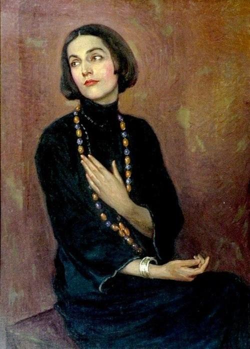 Paul Swan Isadora Duncan #DonneInArte #DonneEGioielli @alecoscino @linoventura4 @elvisprendushi @VicoLudovico @MP27_