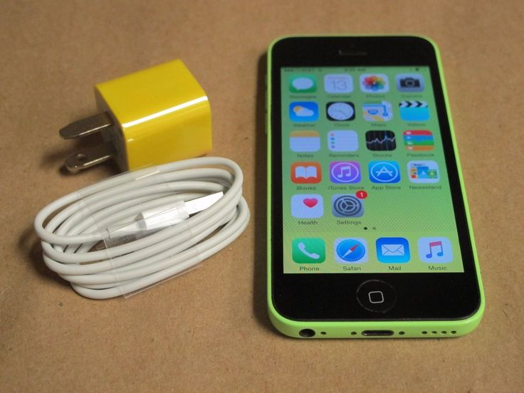 Apple iPhone 5c - 16GB - Green (AT&T) PLEASE READ THE LISTING!! | eBay