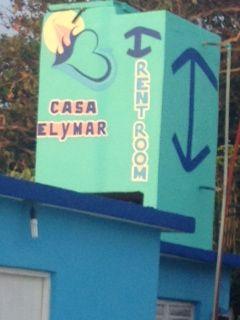 Casa Elymar Owner:               Eliana Martínez                                         City:                  Camaguey Address:             Casa #25 reparto La Feem  playa Santa  Lucía Nuevitas Licence nr:          584020 Breakfast:            Yes Lunch/ diner:        Yes Number of rooms:   2