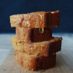 Coconut Bread: the most fuss free, also gluten/sugar/diary free, Paleo. Full on flavor, best go-to recipe ever!
