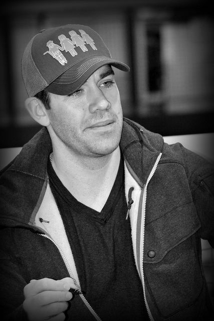 """Pittsburgh Penguin's Pascal Dupuis at the """"Meet and Greet"""" by Alyssa-Renee, via Flickr"""