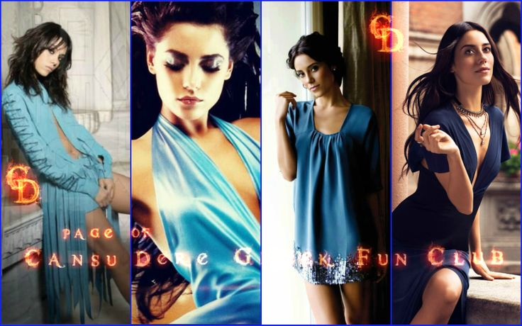 #LadyInBlues  #CansuDere