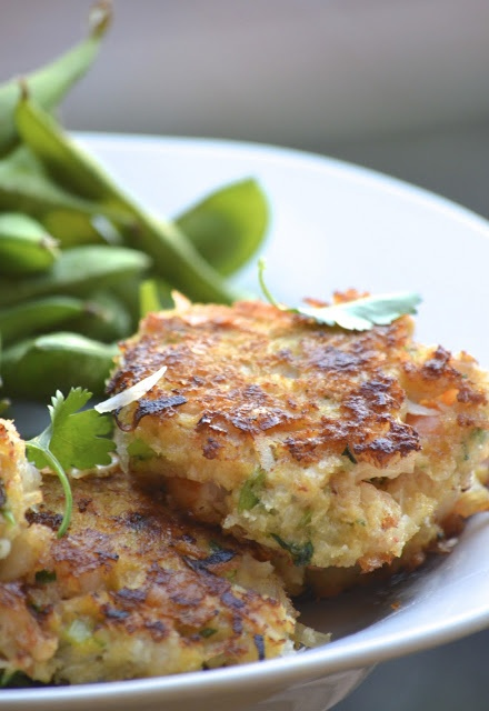 ... Lazy Daisy Kitchen: cooking light, cooking right - thai shrimp cakes