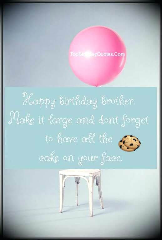 Sample Happy Birthday Brother For Wishes 76 Messages In Hindi