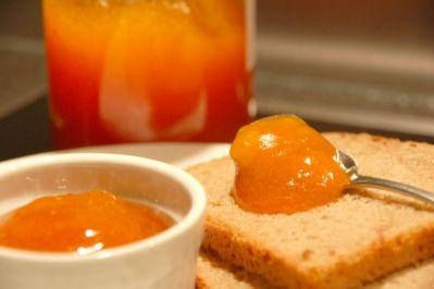 Rezept Kürbis-Apfel Marmelade