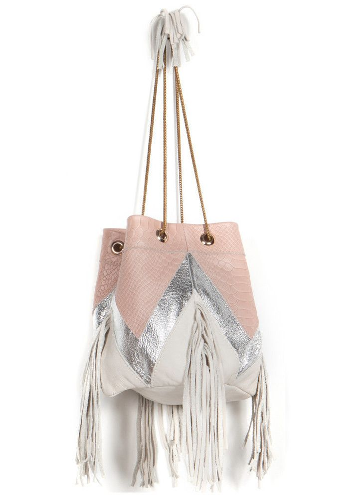 Julie Fringes Bag