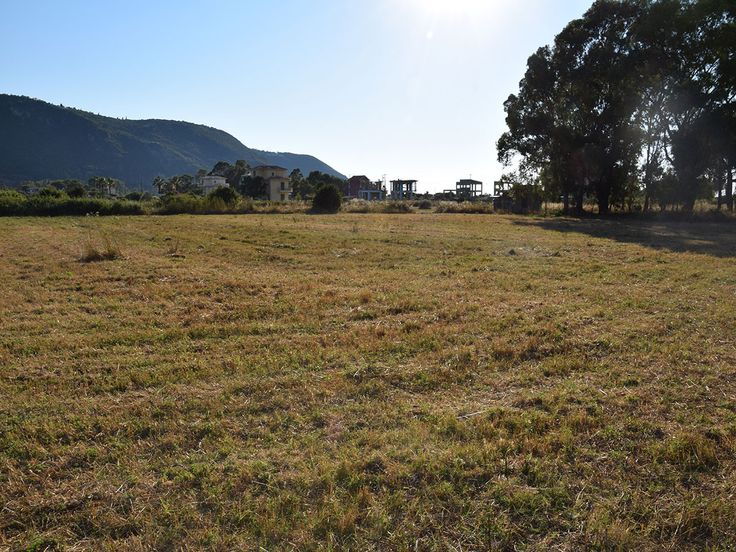 "For sale in Agios Ioannis in Lefkada island ideal plot of land just few meters from the sea, by real estate company ""Elinon Gi""."