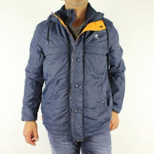 JACK & JONES - CHAQUETON 12068219 POWER AZUL MARINO