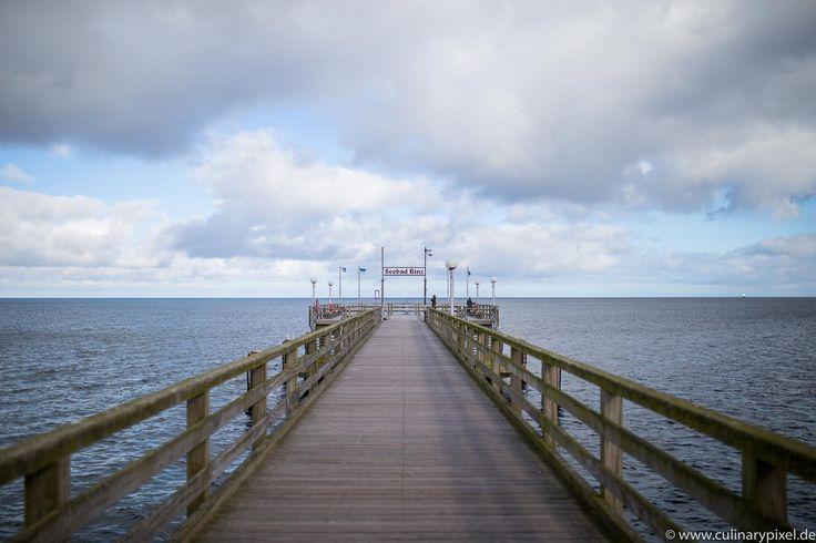 Seebad Binz Seebrücke