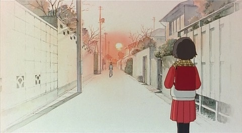 Only Yesterday Hirota, Ghibli