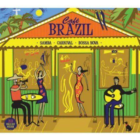 Cafe Brazil / Various