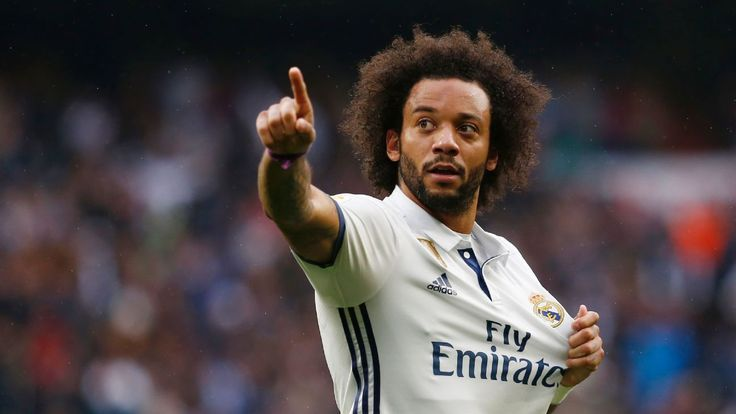 Marcelo is Madrid's MVP, Barcelona maintain pressure and Atletico hit five
