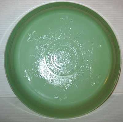 Fire King JADEITE PHILBE *10 3/8  JUICE SAVER PIE PLATE * & 247 best Pie Plates images on Pinterest | Pie plate Cooking ware ...