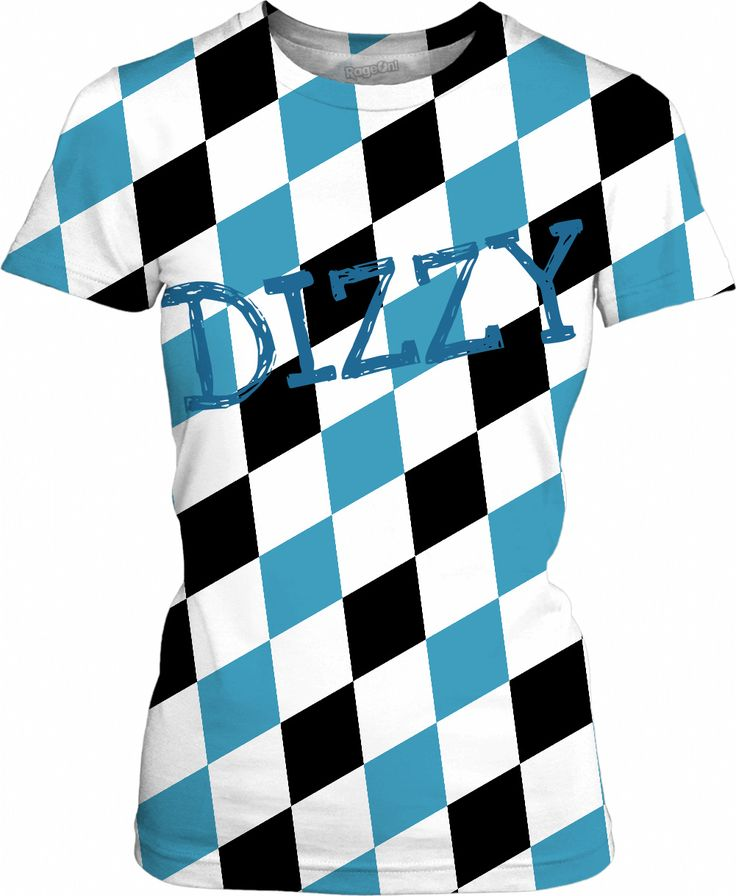 Blue, black, white tiled pattern, geometric theme, rhombus in Alice in Wonderland, Red Queen style, Harley Quinn red pixel life white color steel color bricks pattern - Available in various styles - as #shirts, #hoodies, #vneck #tee, #longsleeve, #sweater shirts for #girls, #kids, #men #apparel versions also #home #decor #blankets #shower #curtains #pillows at #rageon
