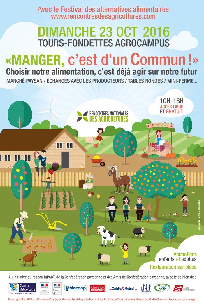 Les 38 meilleures images propos de affiches d for Chambre agriculture manche