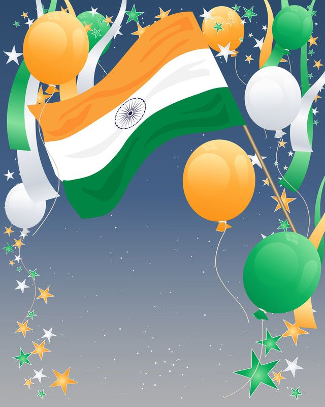 India: Happy Independence day...