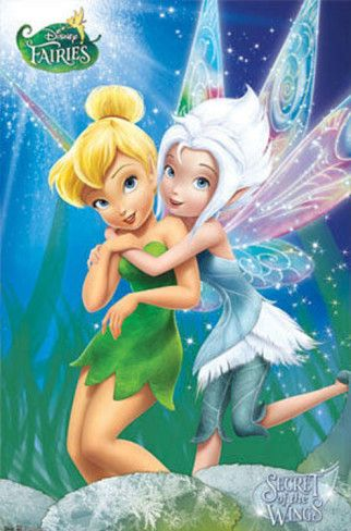 Disney Fairies - Secret of the Wings Poster Poster